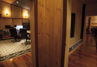 Rocking Horse Studio - Inside Pic of 2 Recording Studios